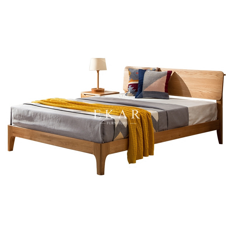 Best Bedroom Furniture Oak Bed Price Ekar Furniture