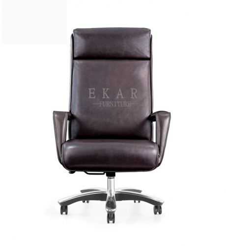 Swivel Chair Office Furniture Screw Lift Office Chair Armrest