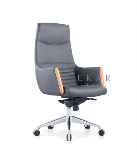 Foshan Office Swivel Gray Executive Rotating Chair