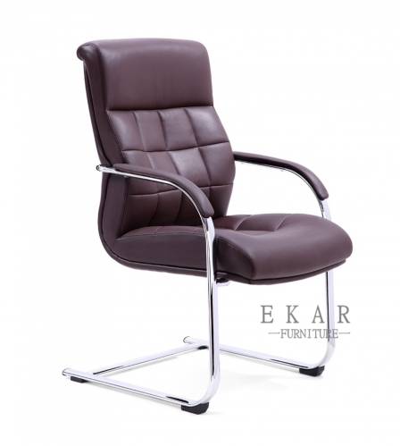Super Comfortable Leather Conference Hall Meeting Chair