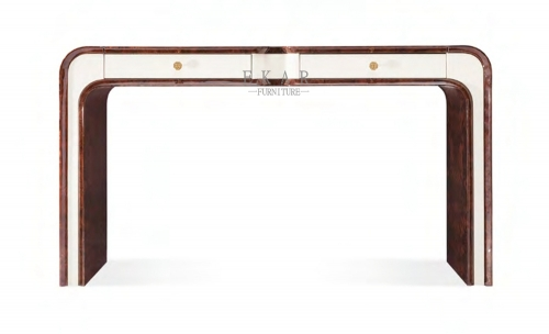 Entrance Modern Design Console Table With Drawer